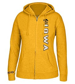J. America® NCAA® Iowa Hawkeyes Women's Full Zip Hoodie