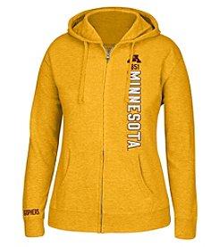 J. America® NCAA® Minnesota Golden Gophers Women's Full Zip Hoodie