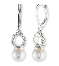 Anne Klein⪚ Pearl Drop Earrings