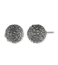Anne Klein® Fireball Stud Earrings