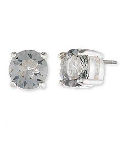 Anne Klein® Crystal Stud Earrings