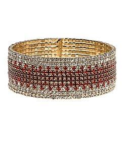 Anne Klein® Goldtone Ombre Bracelet