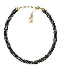 Anne Klein® Goldtone Collar Necklace