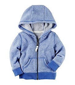 Carter's® Baby Boys' Heathered Hoodie
