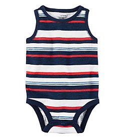 Carter's® Baby Boys Striped Tank Bodysuit