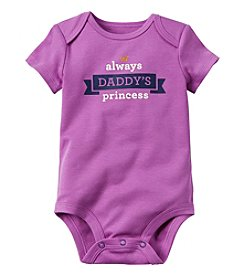 Carter's® Baby Girls' Daddy's Princess Bodysuit