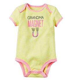 Carter's® Baby Girls' Grandma Magnet Bodysuit