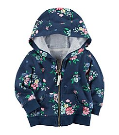 Carter's® Baby Girls' Floral Hoodie