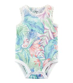Carter's® Baby Girls' Tropical Tank Bodysuit