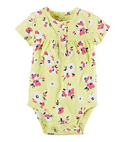 Carter's® Baby Girls' Floral Bodysuit