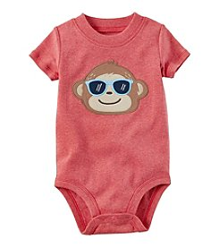 Carter's® Baby Boys' Monkey Bodysuit