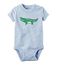Carter's® Baby Boys' Alligator Bodysuit