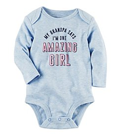 Carter's® Baby Girls' Amazing Girl Bodysuit