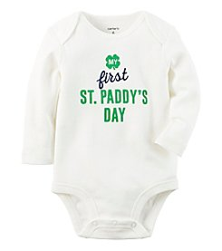 Carter's® Baby First St. Paddy's Day Bodysuit