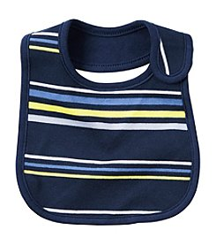 Carter's® Baby Boys Striped Bib
