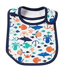 Carter's® Baby Boys Under The Sea Bib