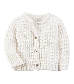 Carter's® Baby Girls' Crochet Cardigan