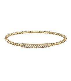 The Sak® Pave Bead Stretch Bracelet