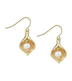 The Sak® Calla Lily Drop Earrings