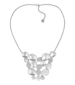 The Sak® Pave Scoop Bib Necklace