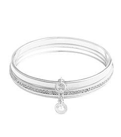 Gloria Vanderbilt™ Three Bangle Bracelets