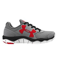 Under Armour® Boys' Engage 3 Big Logo Running Shoes