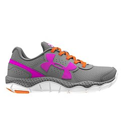 Under Armour® Girls' Engage III Big Logo AL Running Shoes