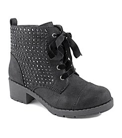 MIA® Girls' Mckenna Studded Boots
