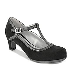 MIA® Girls' T-Strap Dress Shoes