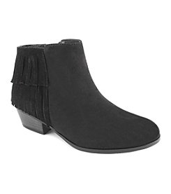 Jessica Simpson Girls' Davos Fringe Boots