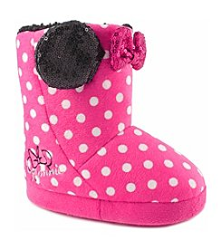 MIA® Girls' Minnie Slippers
