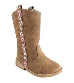 Natural Steps Girls' Claudia Distressed Western Boots