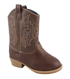 Natural Steps Girls' Bronco Tall Western Boots
