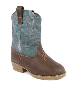 Natural Steps Girls' Creed Western Boots