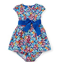 Ralph Lauren® Baby Girls' Floral Dress