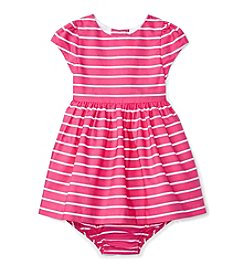 Ralph Lauren® Baby Girls' Striped Dress