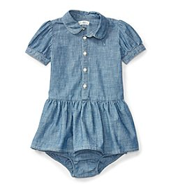 Ralph Lauren® Baby Girls' Chambray Dress