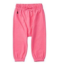 Ralph Lauren® Baby Girls' Joggers