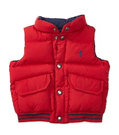 Ralph Lauren® Baby Boys' Elmwood Reversible Vest