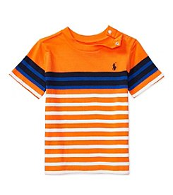 Ralph Lauren® Baby Boys Striped Tee