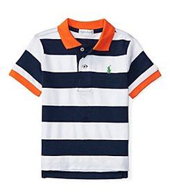 Ralph Lauren® Baby Boys Striped Polo
