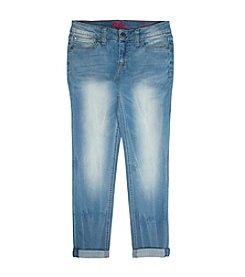 Lee® Girls' 7-16 Butterfly Pocket Skinny Jeans
