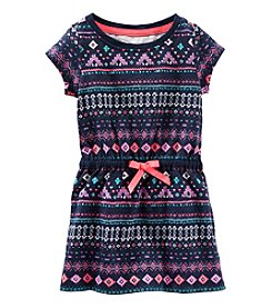 OshKosh B'Gosh® Girls' 2T-8 Geo Dress