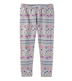 OshKosh B'Gosh® Girls' Fairisle Leggings