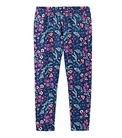 OshKosh B'Gosh® Girls' Floral Leggings