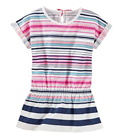 OshKosh B'Gosh® Girls' 2T-8 Striped Tunic