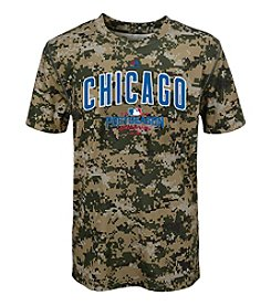 Majestic MLB® Chicago Cubs Boys' 8-20 Epic Contest Short Sleeve Tee