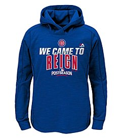 Majestic MLB® Chicago Cubs Boys' 8-20 Came To Reign Hoodie