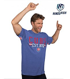G-III® MLB® Chicago Cubs Men's Hands High Primetime Tee
