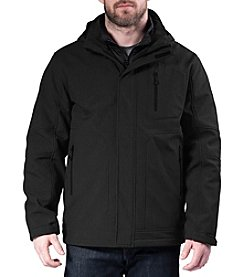 Hawke & Co. Men's 3-In-1 Softshell Systems Jacket